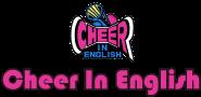 Cheer In English | チアインイングリッシュ